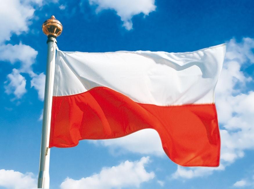 Opis: Flaga Polski - KOLO Odzież Robocza