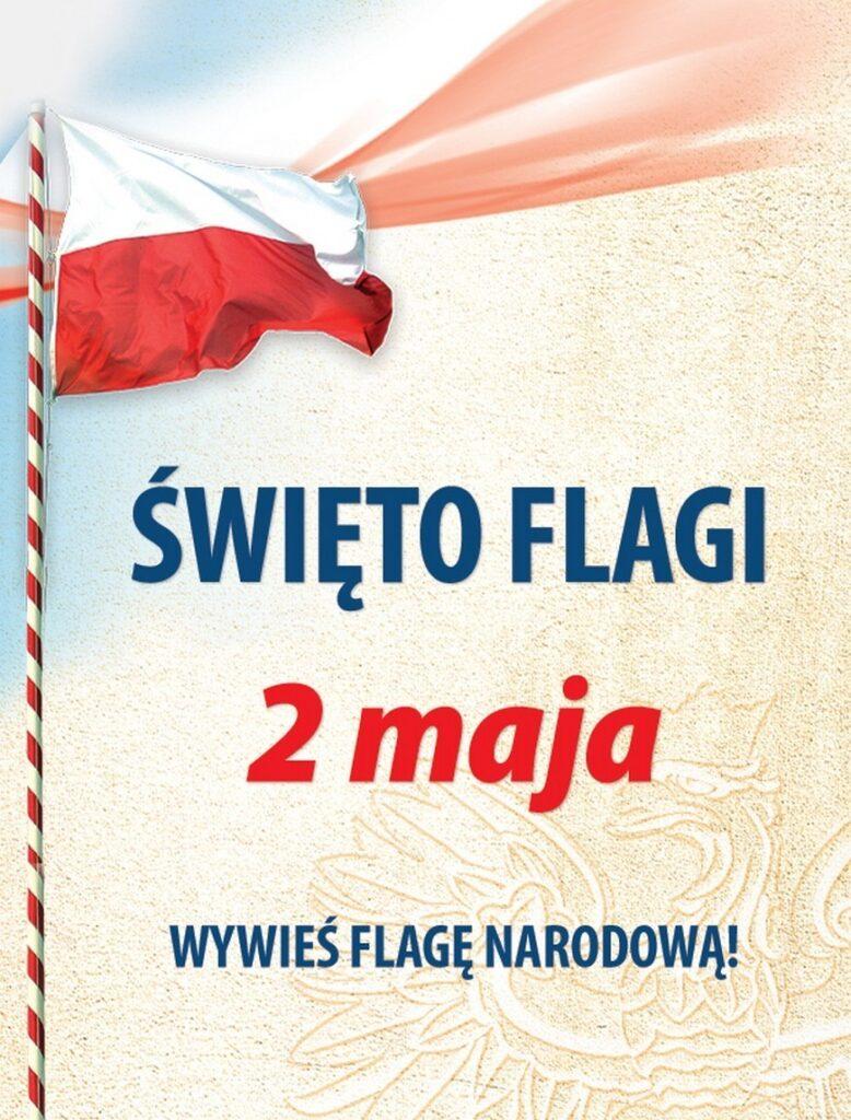 Opis: 2 maja - Święto Flagi - TV Wschód